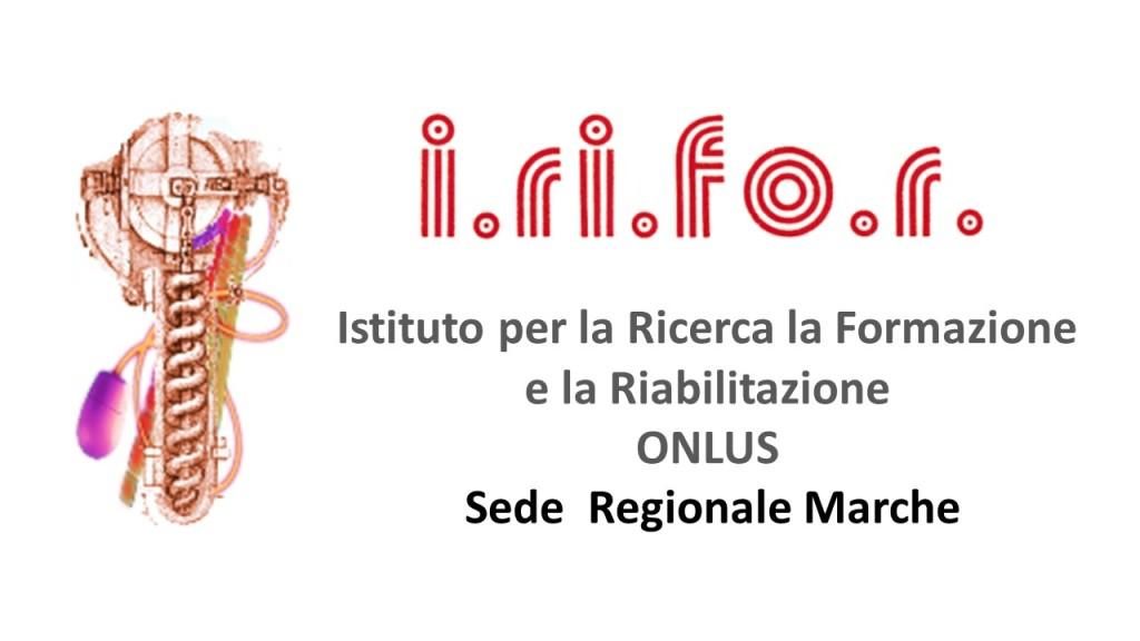 Logo IRIFOR Marche