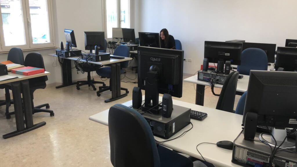 Informatica e disabilità visiva: il corso annuale approda sul web